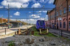 - Endstation Ystad -