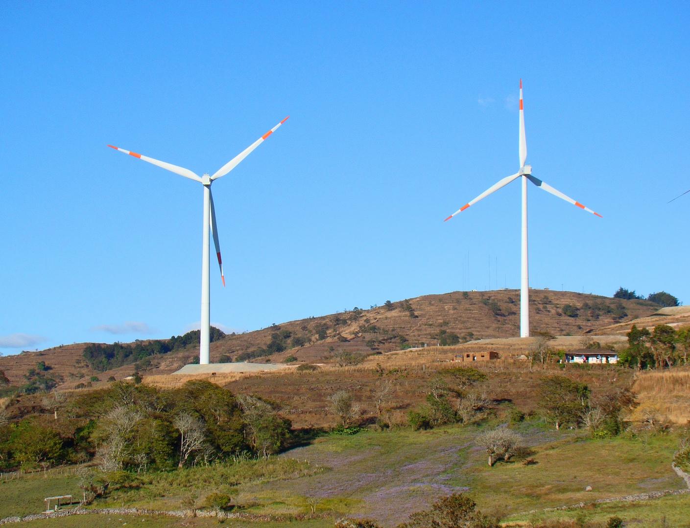 Energía Eólica en Honduras