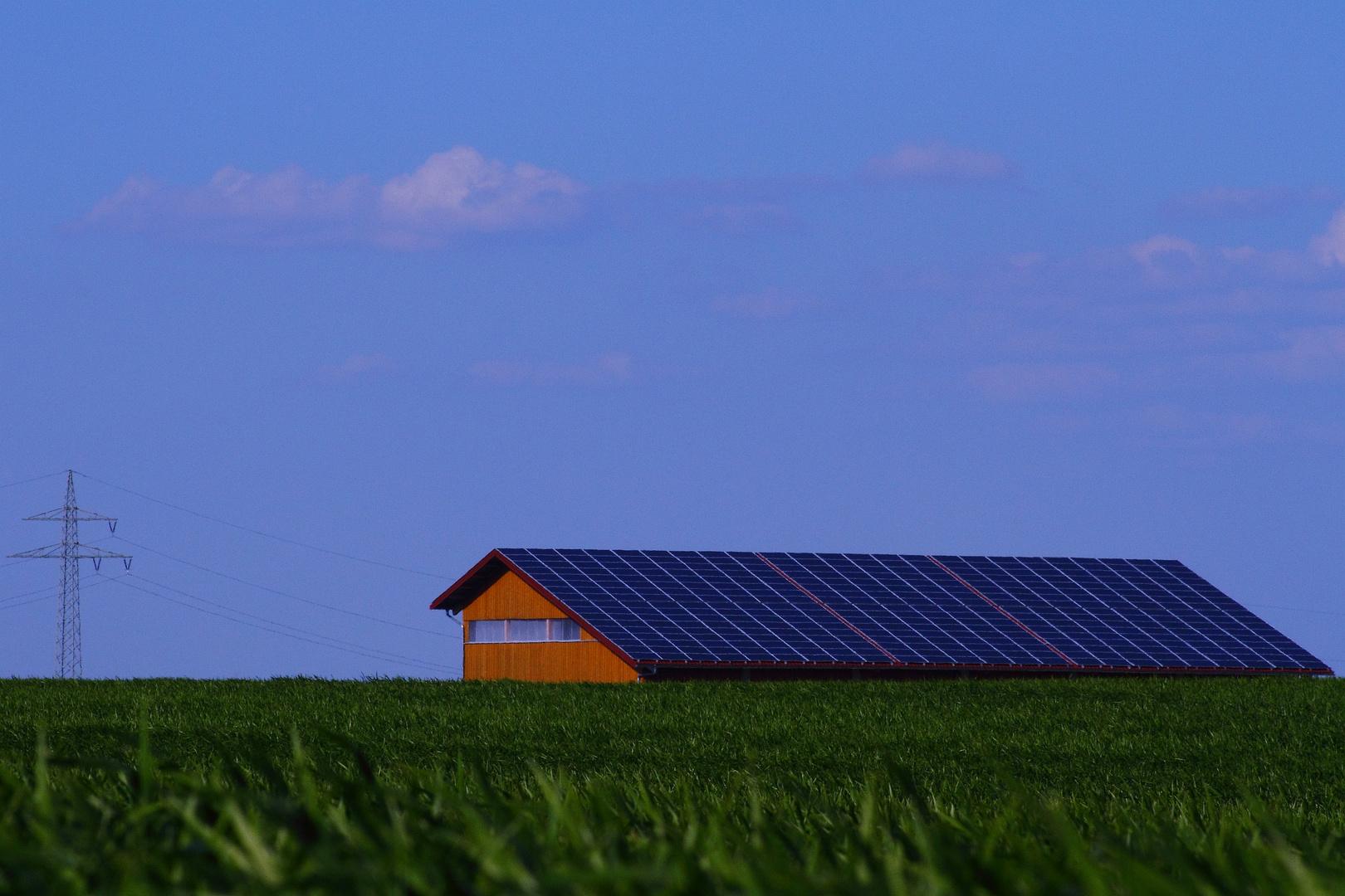 """""""Energie 1: grüner Strom"""""""