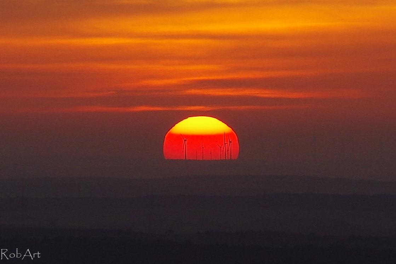 Energie am Horizont