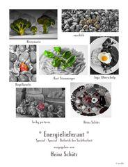 *Energielieferant* Collage von aeschlih