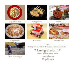 *Energiezufuhr* Collage von aeschlih