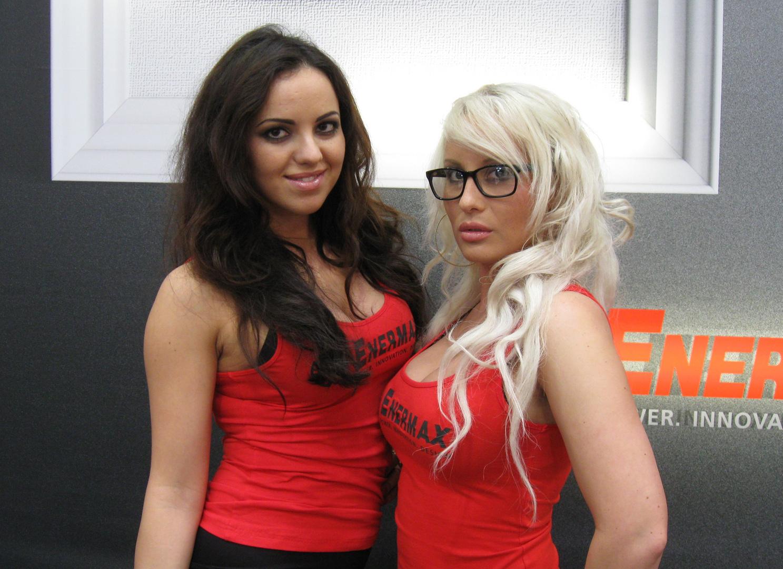 ENERMAX sexy Promotion Girls 2