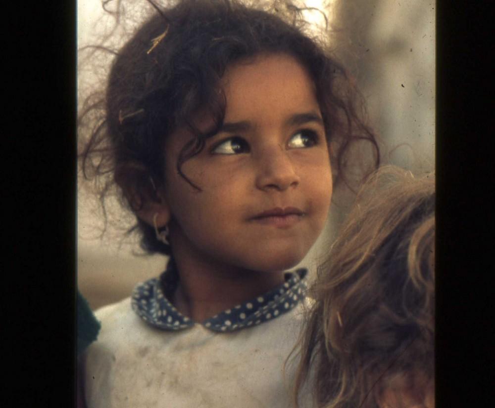 enfant du maroc