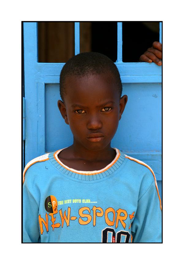 enfant, Sénégal