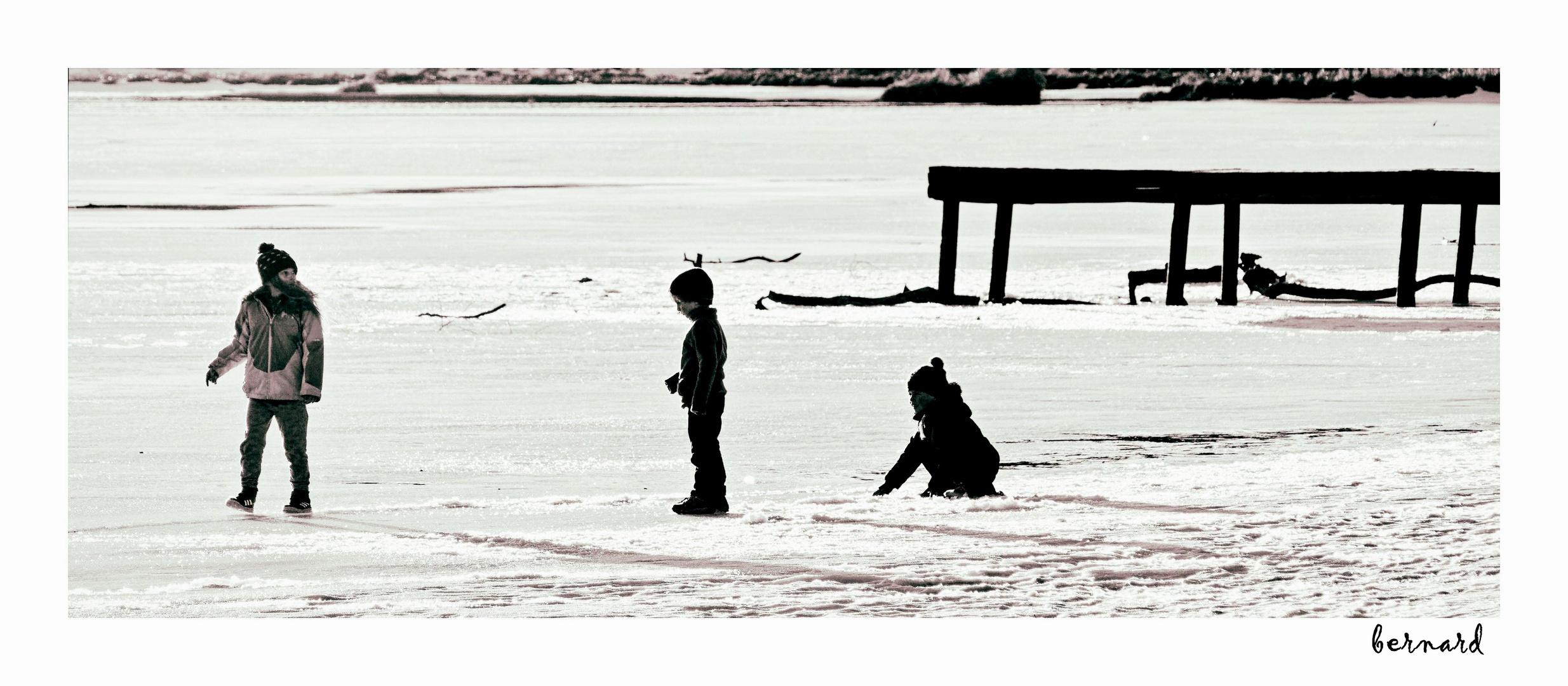 Enfants de la glace