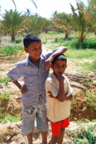 Enfants Tunisien