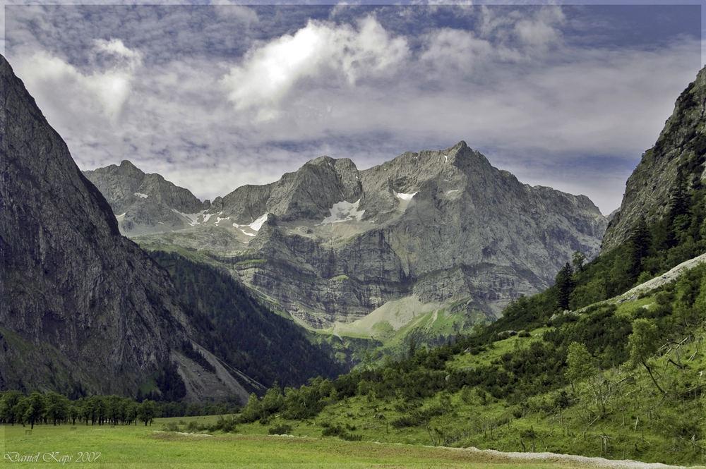 Eng-Alm in Österreich