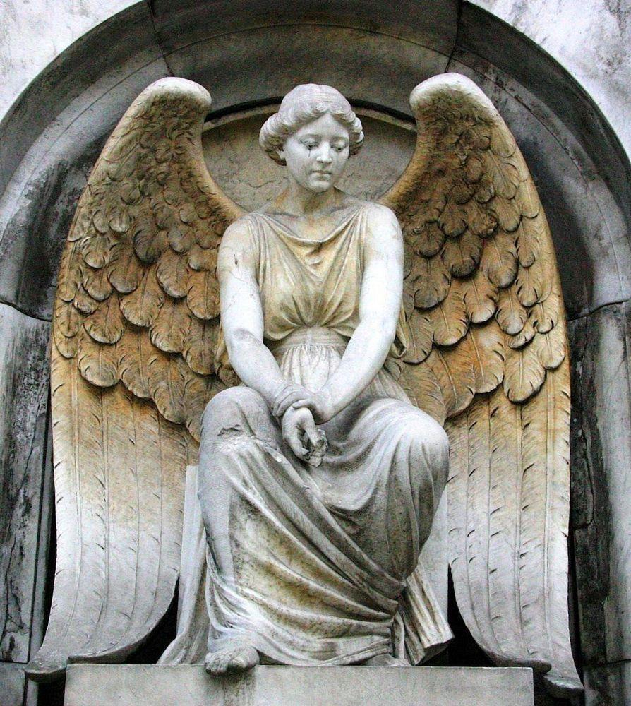 Engel am Südstern in Berlin