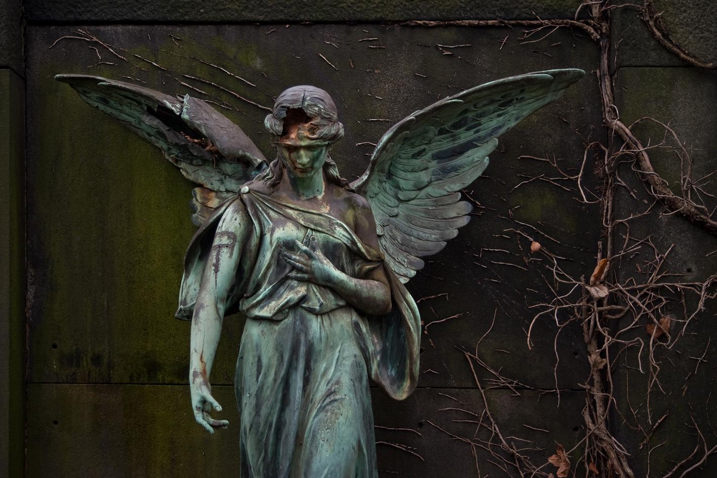 Engel an der Todeslinie