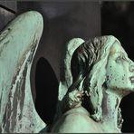 Engel auf Melatenfriedhof 3