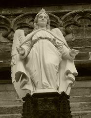 Engel der St.Marienkirche(Zwickauer Dom)