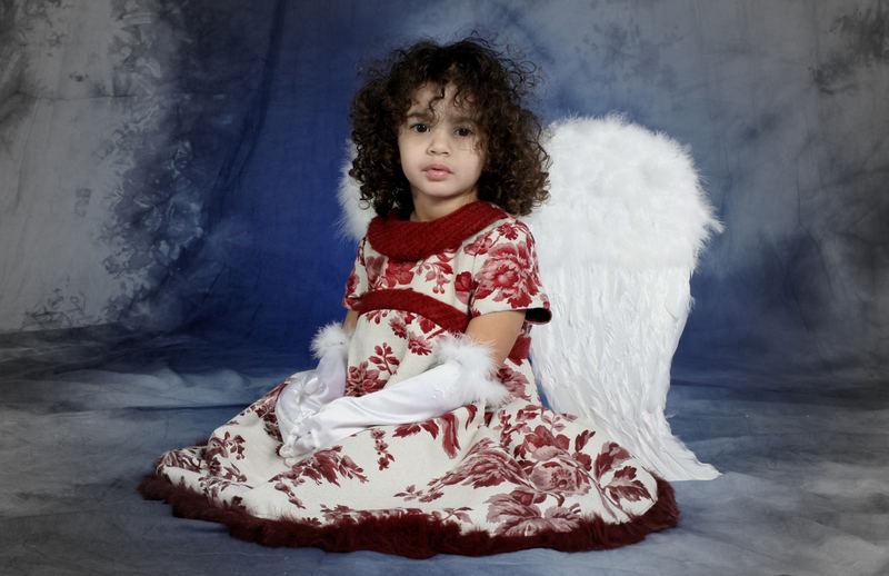 Engel gibt es doch...