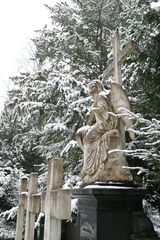 Engel im Schnee - 1