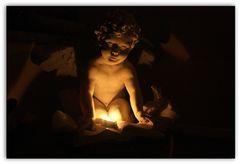 Engel in der Nacht