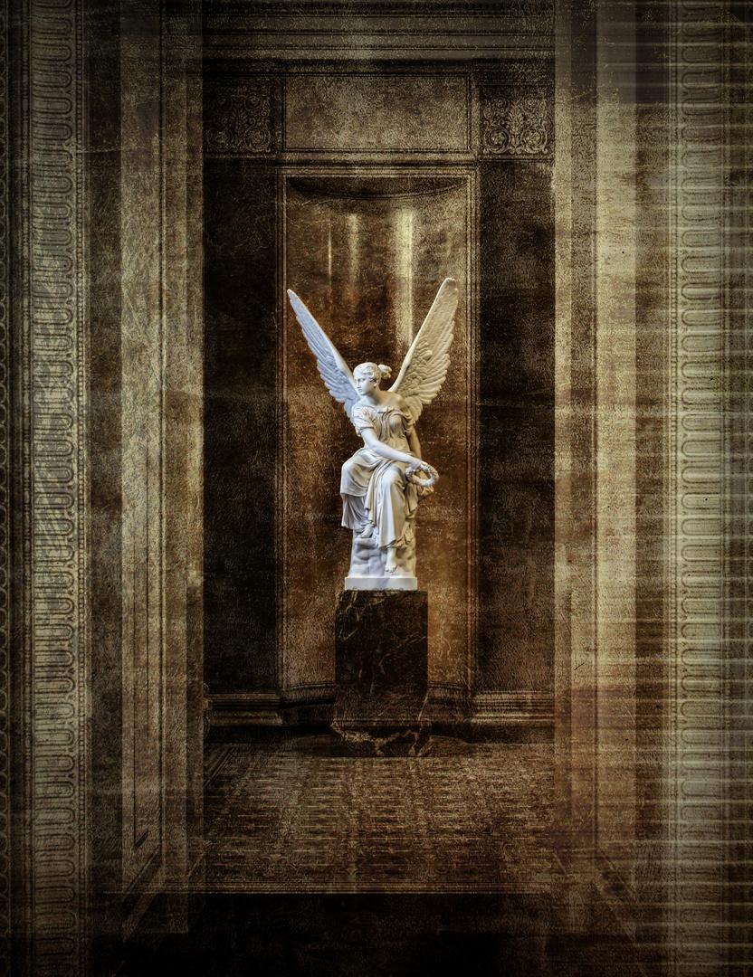 Engel sind überall