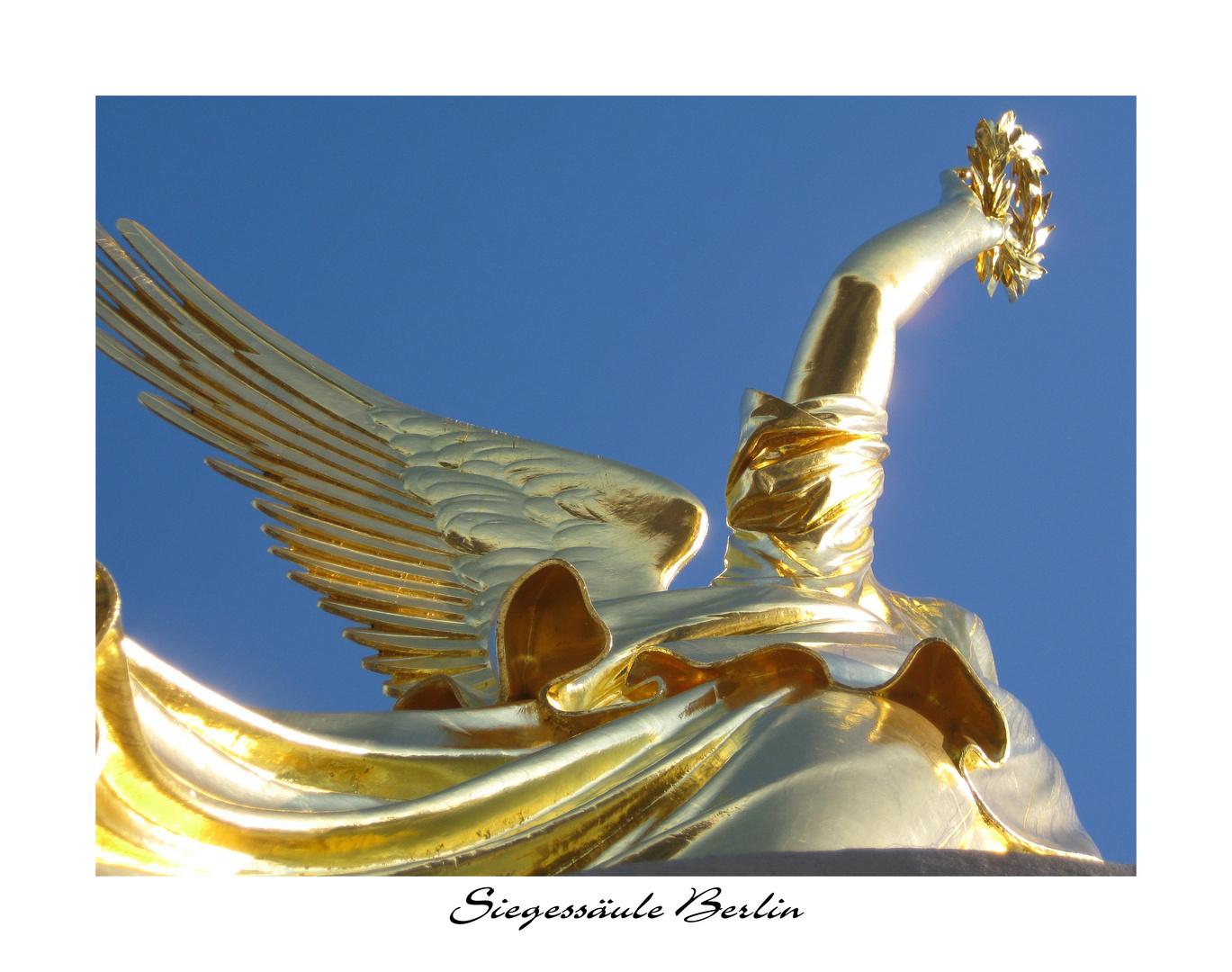 Engel über der Stadt