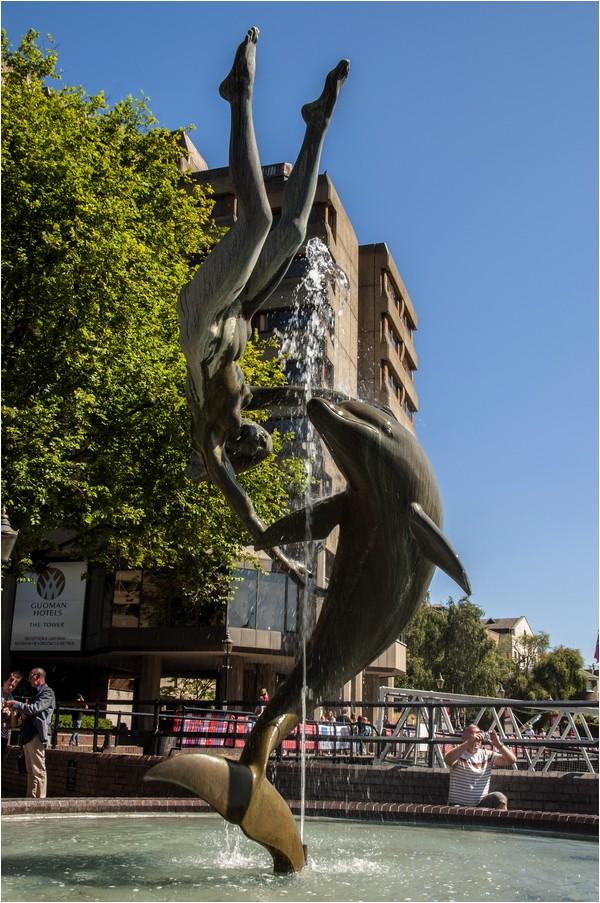 Engel und Delphin ...