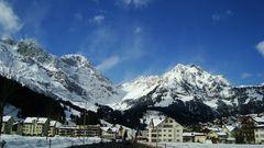 Engelberg (Schweiz) heute Vormittag