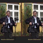 Engelbert hat Geburtstag 2009