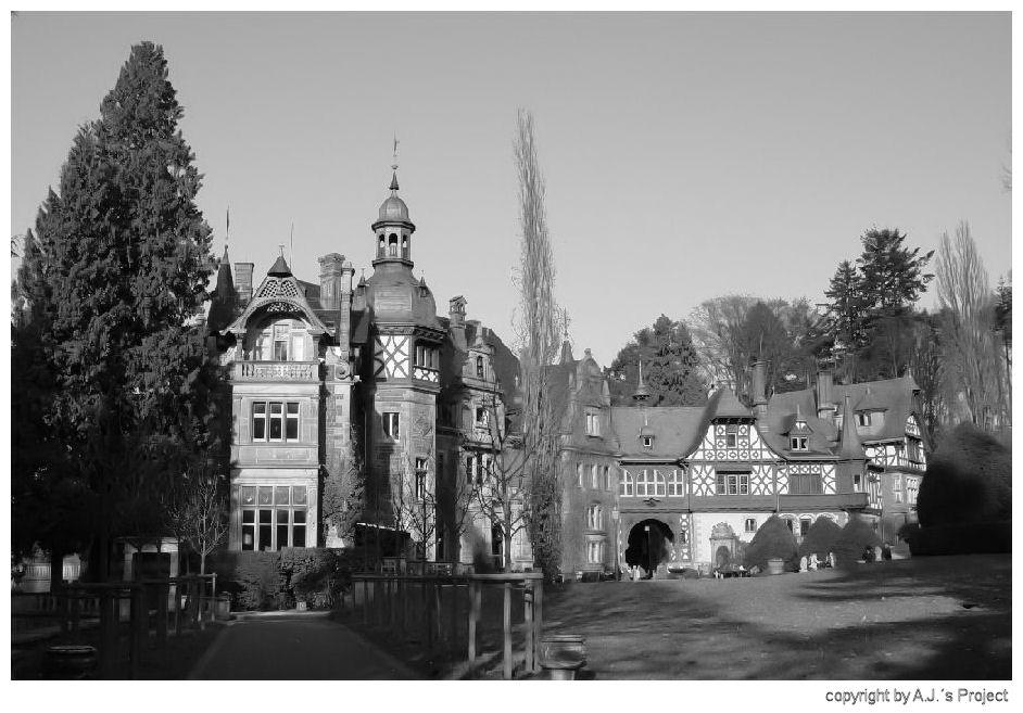 ...englische Grafschaft?..oder doch einfach nur mitten in Hessen (1)...