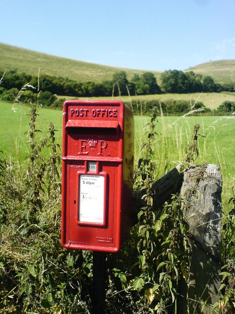 Englischer Briefkasten Foto Bild Streetart Kunstfotografie