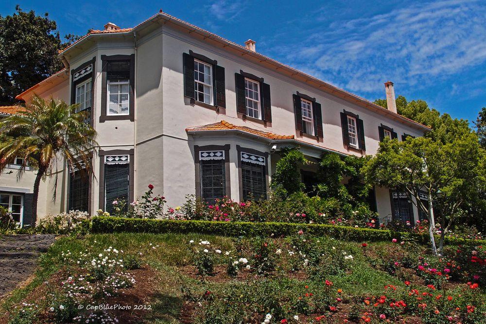 Englisches Haus der Familie Reid (früherer Besitzer)