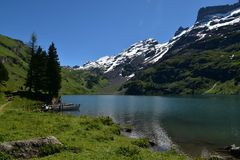 Engstlen- Alp- See