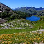 Engstlensee (1'850 m. ü. M), Berner Oberland