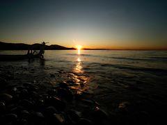 enjoy sunset ...