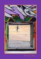 Enmarcado Graffitero