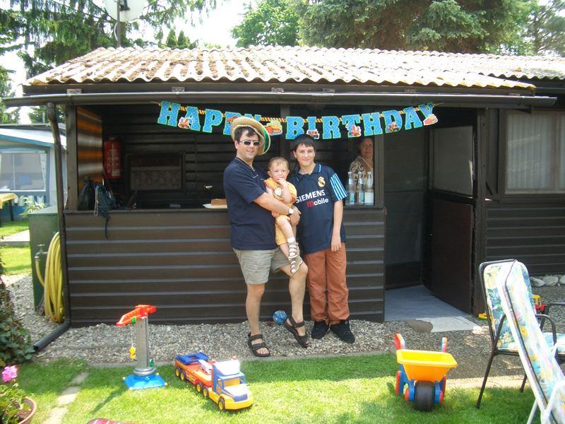 Enrico`s Geburtstag
