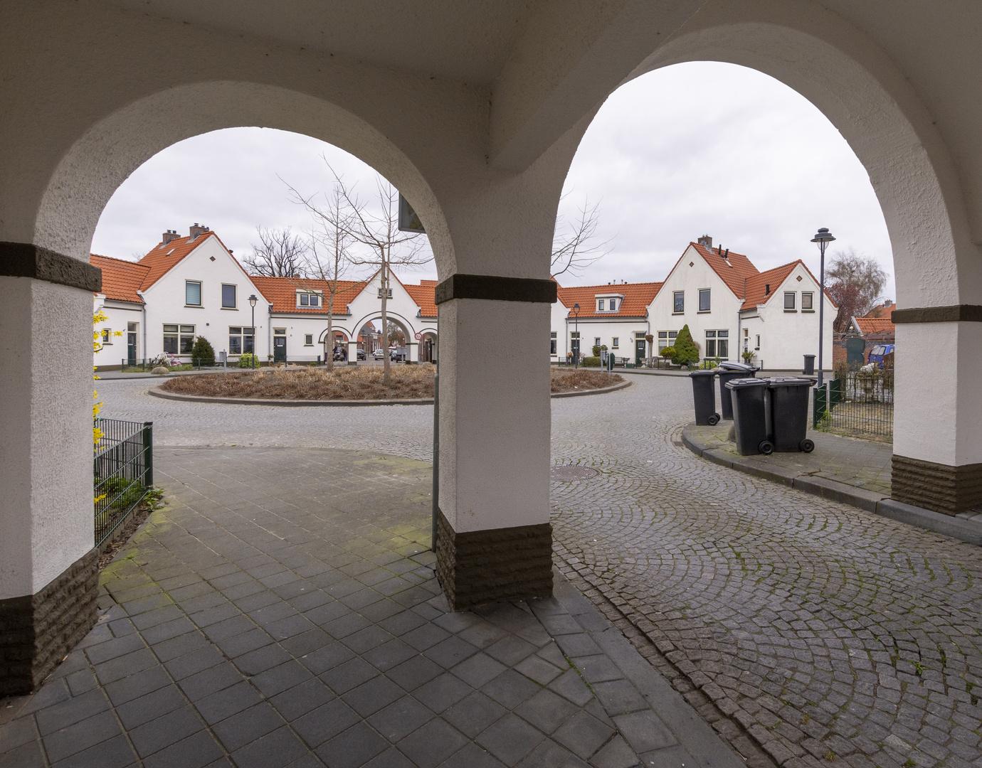 Enschede - Patmos - Spinnersplein - 01