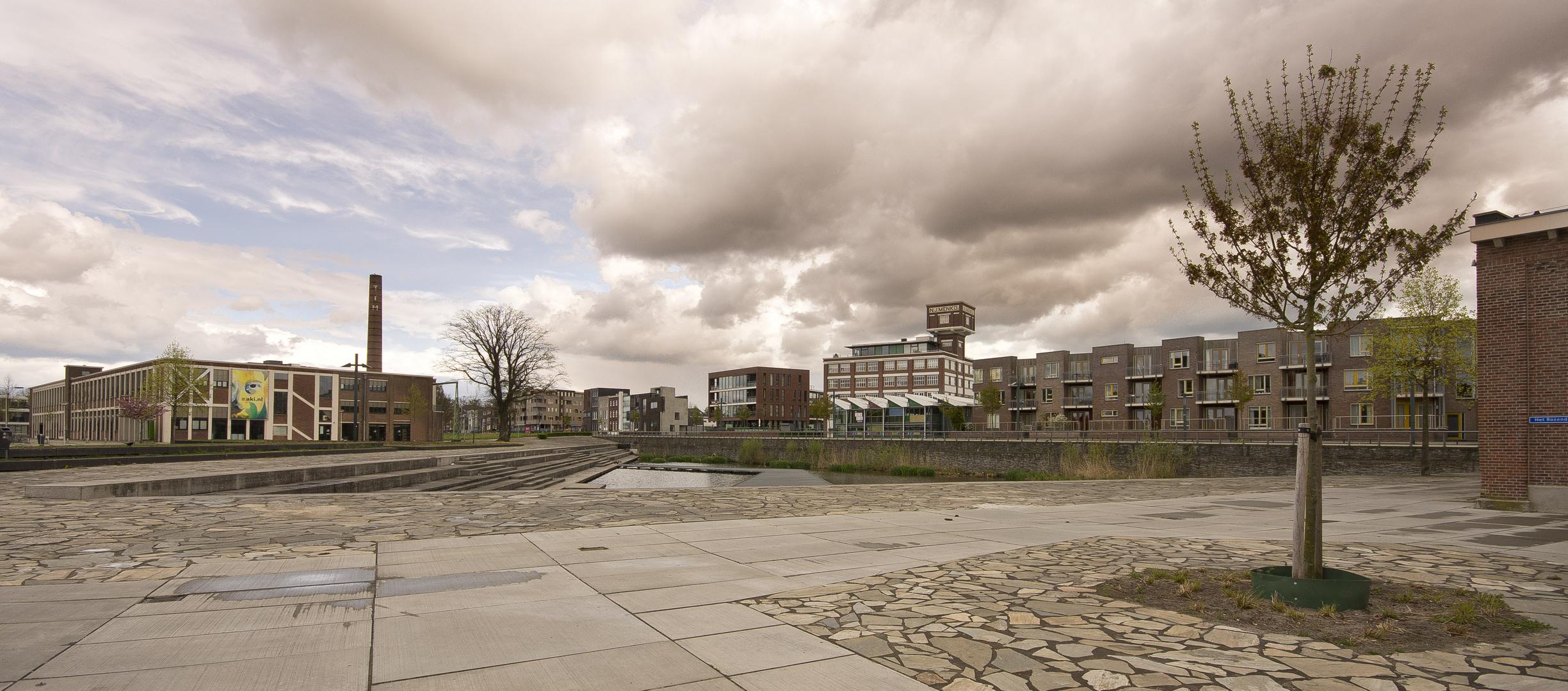Enschede (Roombeek) - Het Rozendaal - Lonnkerspoorlaan