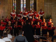 Ensemble Vocal PRINCE NOIR Monflanquin
