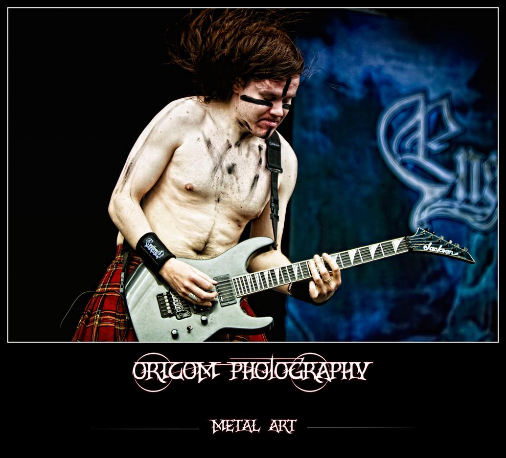 Ensiferum - Hellfest 2010