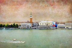 Ensoñación en Venecia
