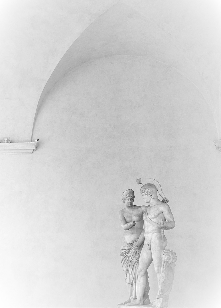 entdeckt in Rom