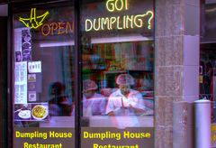 Entenrestaurant, China Town, Toronto 3-D
