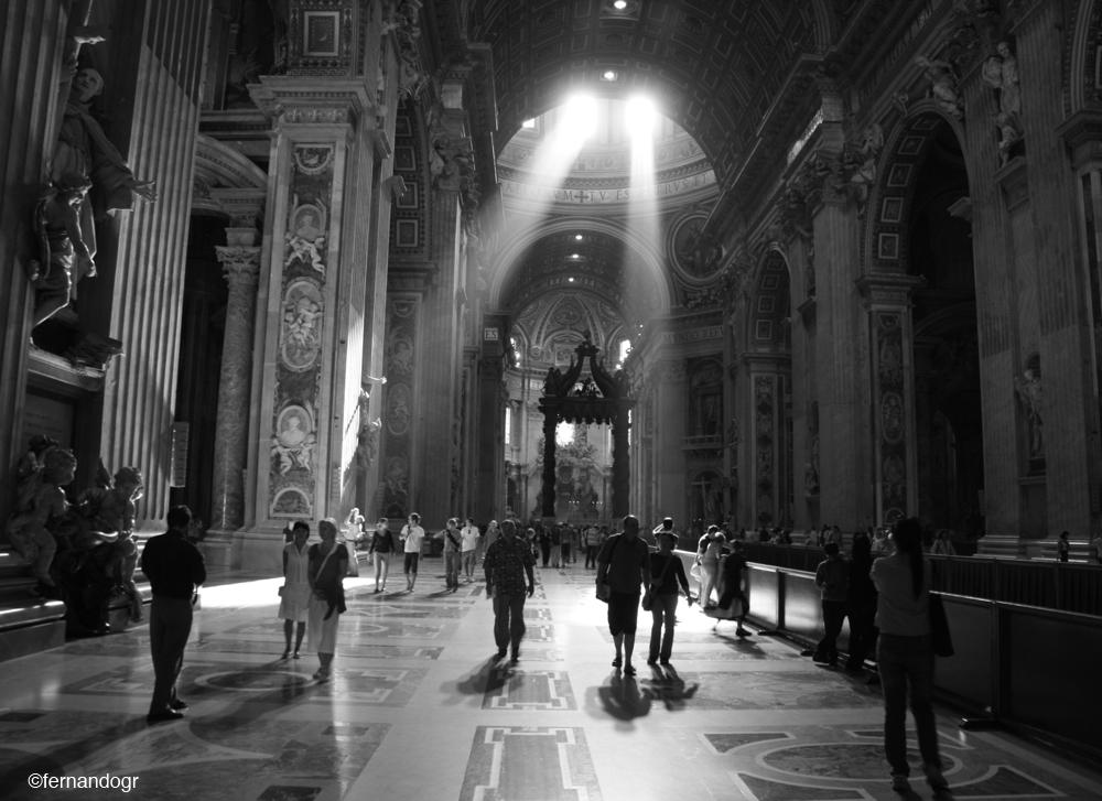Enter Light