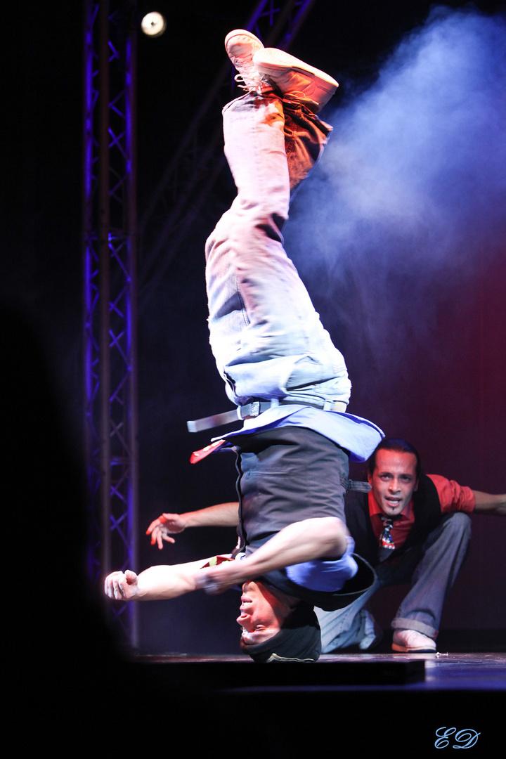Enterbreakers: Breakdance