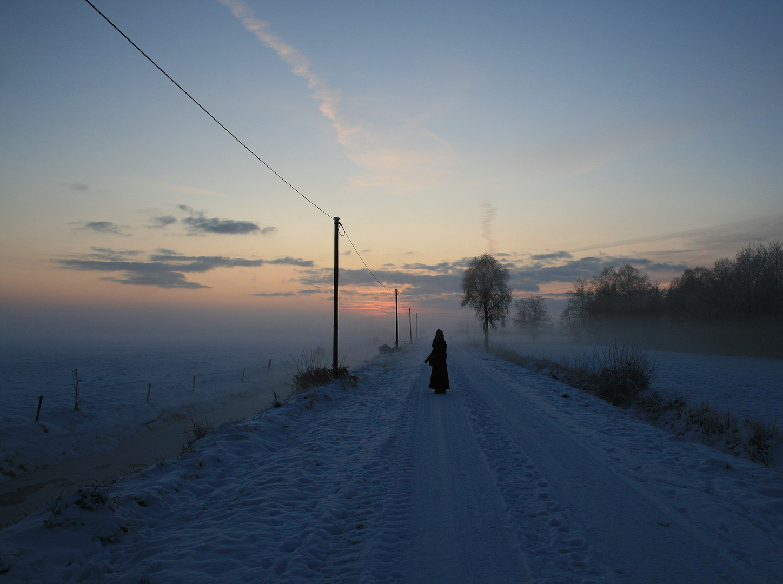 ...entlang der Natur...