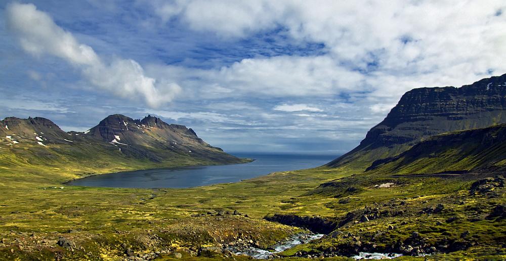 Entlang der Westfjorde