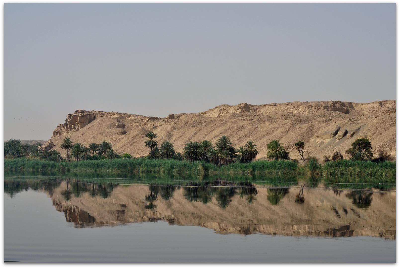 Entlang des Nil