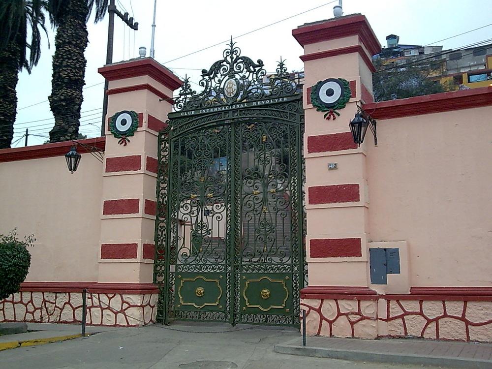 ENTRADA AL CLUB INTERNACIONAL REVOLVER - RIMAC - LIMA - PERU