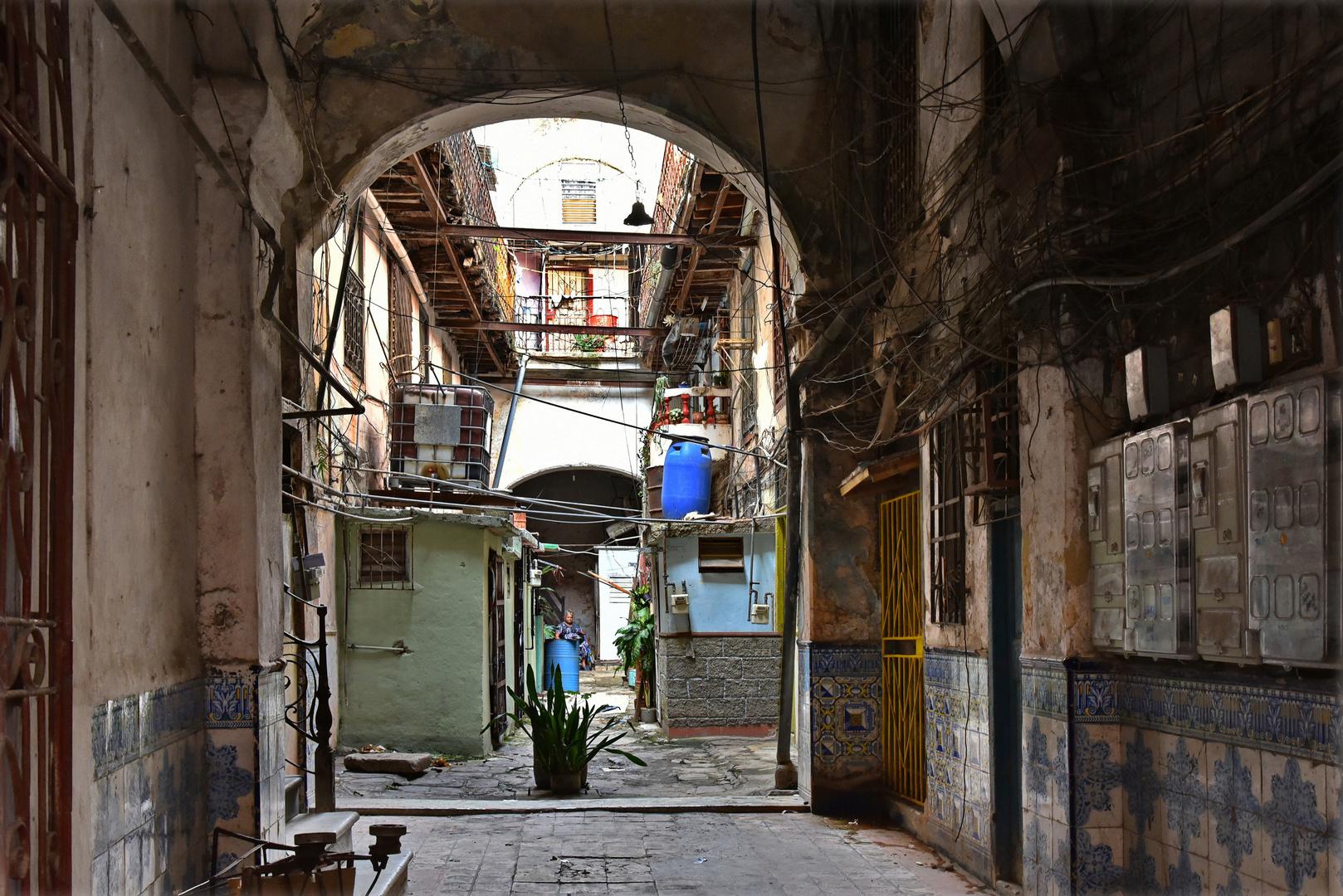 entrada de La Habana 104