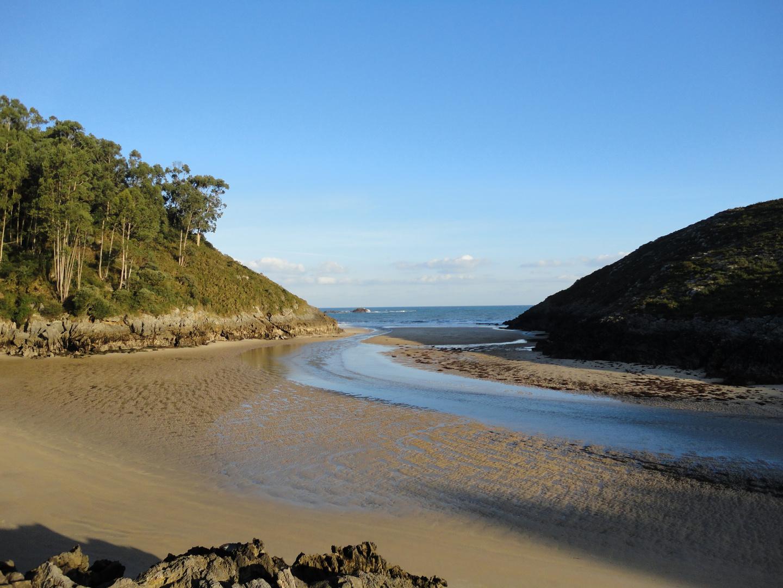 Entrada Ria de Barro Asturias