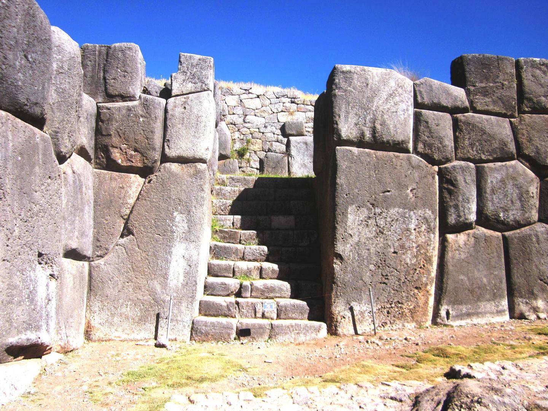 Entrada Sacsayhuaman Cusco