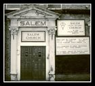 Entrance to Salem