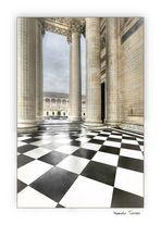 Entrando al Panthéon de Paris (para Dominique Beaumont)